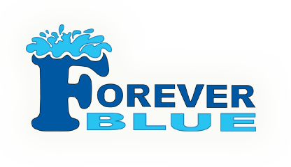 Forever Blue Pool Logo